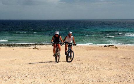Kanárské ostrovy - Lanzarote cyklo - cyklistika nebo MTB, 8 dní s ubytováním