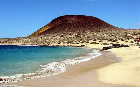 Kanárské ostrovy - Lanzarote - 8 dnů s ubytováním, bez stravy a bez dopravy