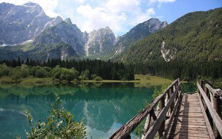 Slovinsko - cykloturistika, 10 dnů s dopravou, ubytováním a polopenzí