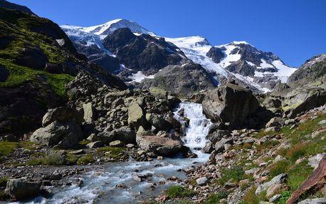 Švýcarsko - Ferraty Bernských Alp - 7 dnů s dopravou, ubytováním a polopenzí
