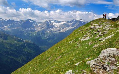 Národní park Rakousko Hohe Tauern - 4 dny s ubytováním, dopravou a polopenzí