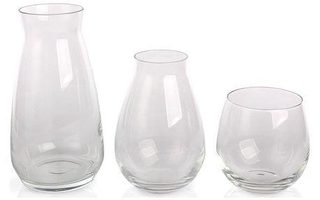 Altom Sada váz a svícnu, 3 ks