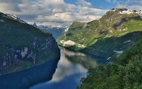 Prázdniny u Vikingů - Jižní Norsko - 10 dnů s dopravou, ubytováním a polopenzí