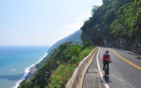 Taiwan na kole - 17 dnů s ubytováním, průvodcem a snídaní, bez dopravy