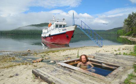Bajkal - poznávací zájezd po transsibiřské magistrále , 19 dnů s ubytováním