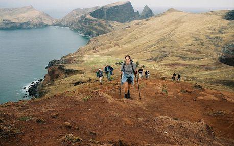 Madeira - horský přechod - 8 dní s ubytováním, se snídaní, bez dopravy