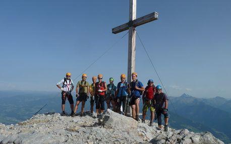 Rakousko - Dachstein ferratově - 3 dny s dopravou a ubytováním