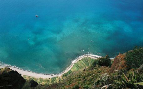 Madeira - 8 dnů s ubytováním, průvodcem a snídaní, bez dopravy