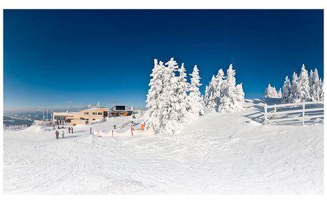 Spital am Semmering - Stuhleck - jednodenní lyžařský zájezd se skipasem, odjezd Brno, Mikulov
