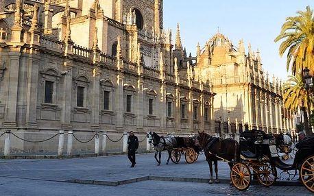 Jižní Španělsko Andalusie - poznávací zájezd na 10 dnů s ubytováním