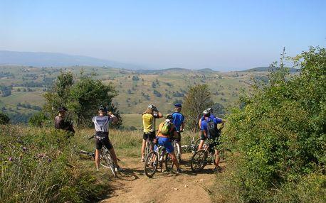 Rumunský i srbský Banát - cykloturistika, 10 dní s dopravou, ubytováním a polopenzí