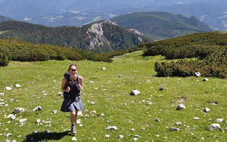 Turistika i relax v Alpách - 4 dny s dopravou, ubytováním a polopenzí