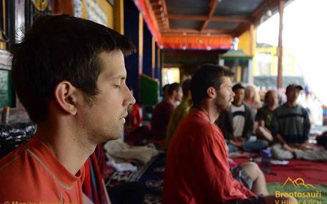 Dobročinný kurz buddhismu a trek v Malém Tibetu