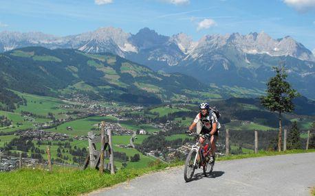 Kitzbühel MTB - 5 dnů s dopravou, ubytováním a polopenzí