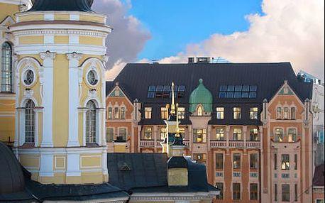 Neváhejte a poznejte Benátky severu - Petrohrad. Pobyt v historickém centru ve 4* hotelu