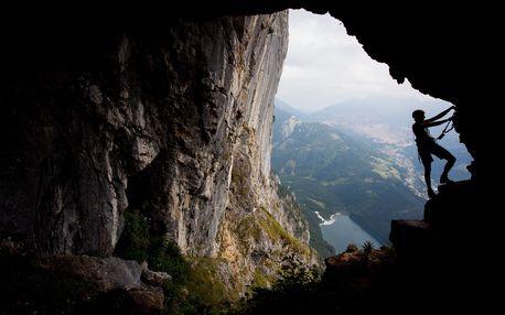 Rakousko Ennstalské Alpy - prodloužený ferratistický víkend s ubytováním