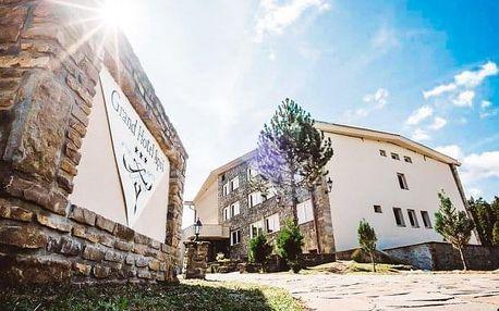 Slovenský ráj: Grand Hotel Spiš *** s polopenzí a slevou do termálů