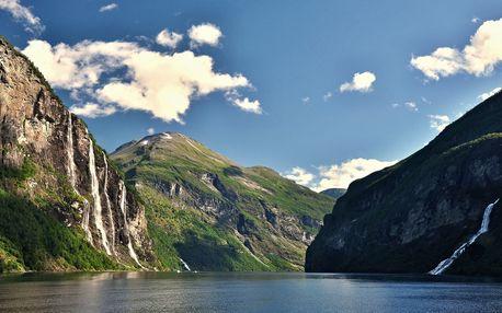 Norsko a Švédsko - 17 dnů turistiky s dopravou, ubytováním a polopenzí