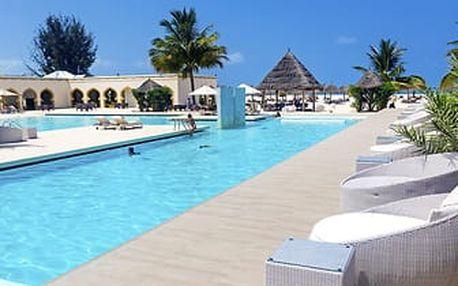 Tanzanie - Zanzibar na 8 až 16 dnů, polopenze s dopravou letecky