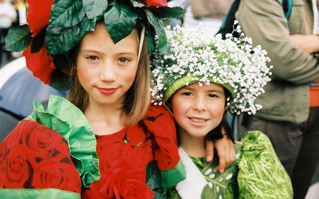 Květinový festival na Madeiře - 8 dnů s ubytováním, se snídaní, bez dopravy