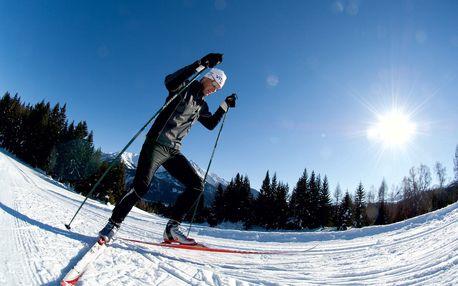 Olympijský běh na lyžích Rakousko - 5 dnů s dopravou a ubytováním
