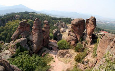 Přírodní šperky Bulharska - 12 dnů s dopravou, ubytováním a polopenzí
