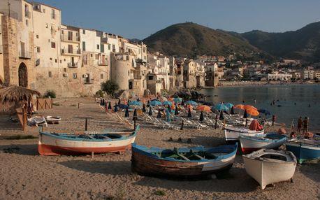 Sicílií na kole - 13 dnů s dopravou, ubytováním a polopenzí