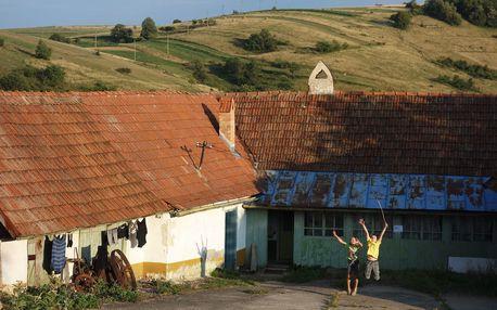 Výprava do Banátu s dětmi - Rumunsko - 10 dní s dopravou, ubytováním ve stanu a polopenzí