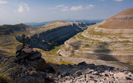 Pyreneje - Andorra, Francie, Španělsko - 16 dnů s ubytováním, dopravou a polopenzí