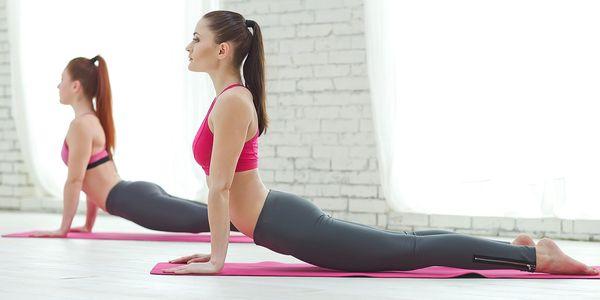 Workshop hormonální jógy podle Dinah Rodrigues