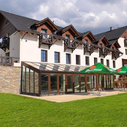 Nový wellness hotel Kempa v Beskydech