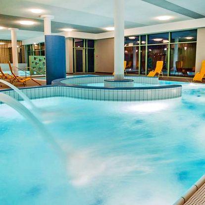 Jedinečný relax pobyt v termálním resortu pro 2