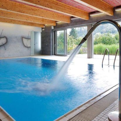 Hotel U Tří volů na jižní Moravě s polopenzí, bazénem a wellness za polovic
