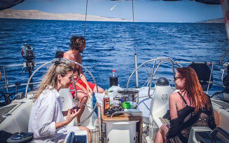 Plavba na jachtě pro 1 osobu z chorvatského letoviska Sukošan