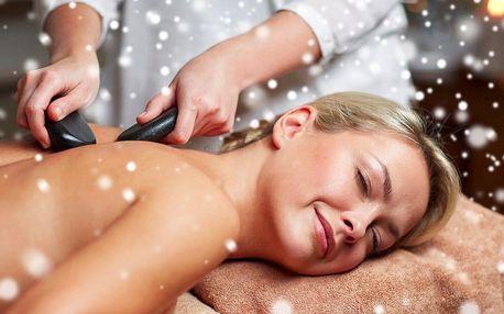 Rozmazlete se: 90 až 360 minut různých masáží