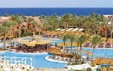 Egypt - Sharm el Sheikh letecky na 8 dnů, strava dle programu