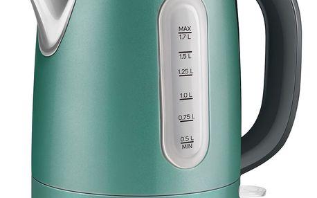 Sencor SWK 1771GR rychlovarná konvice, 1,7 l, zelená