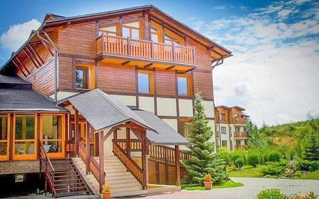 Vysoké Tatry: Hotel Eufória *** s polopenzí, wellness a slevami + dítě zdarma