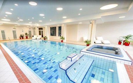 Vysoké Tatry ve 4* hotelu s wellness