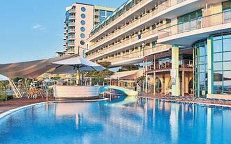 Hotel Berlin Golden Beach, Varna, Bulharsko, letecky, all inclusive