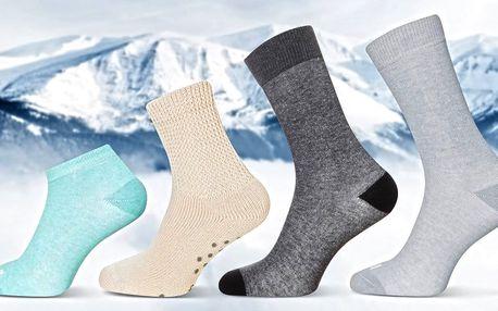 Ponožky Scholl s technologií pro odvádění vlhkosti