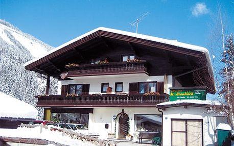 Rakousko - Bad Gastein na 8 dnů, snídaně v ceně