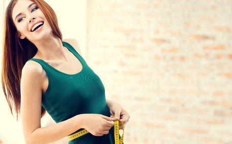 Lymfodrenáž s infraohřevem pro podporu hubnutí
