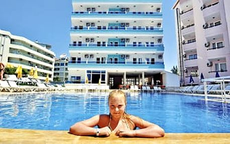 Hotel Mesut, Turecká riviéra, Turecko, letecky, all inclusive