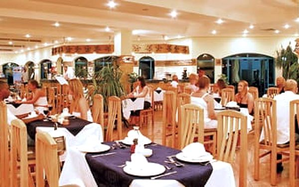 Hotel Falcon Hills, Sharm el Sheikh, letecky, all inclusive2