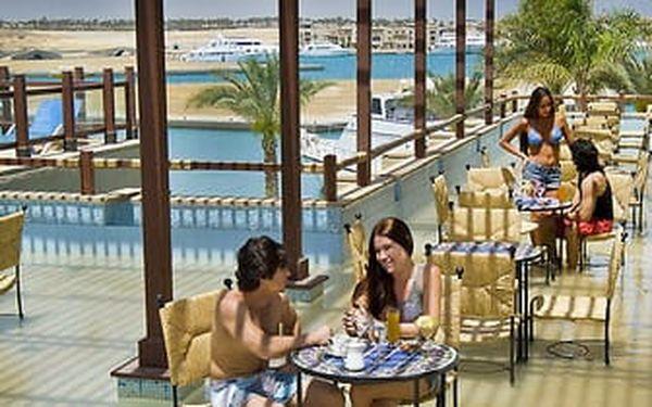 Hotel Marina Lodge Port Ghalib Resort, Marsa Alam, letecky, all inclusive2