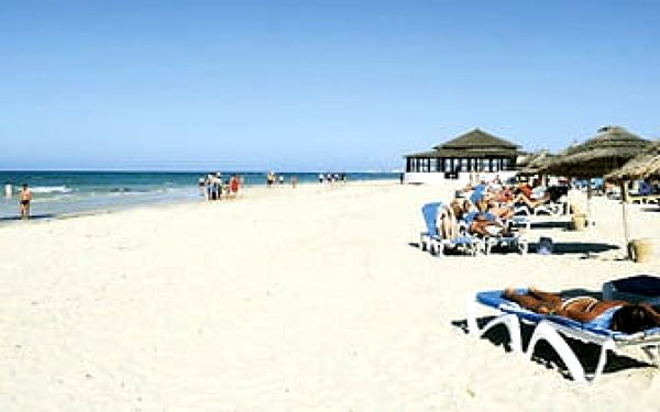 Hotel Meninx Resort & Aquapark, Djerba, letecky, all inclusive2