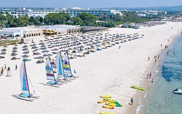 Hotel Club Salammbo Hammamet & Aquapark, Tunisko pevnina, letecky, all inclusive3