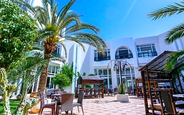 Hotel Aljazira Beach & Spa, Djerba, letecky, all inclusive4