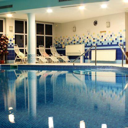 Hotel Inovec*** na Slovensku jen 150 m od svahu a s neomezeným wellness
